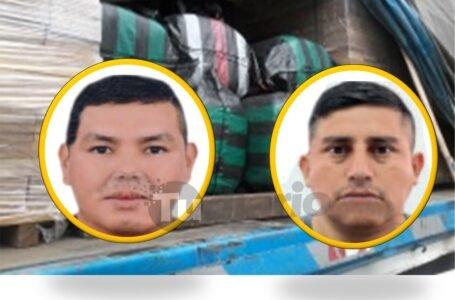 Ordenan captura de dos policías sindicados de pedir coima a comerciante de hoja de coca