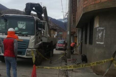 Defensoría pide que debe retirarse postes y cableado en mal estado de la ciudad de Huánuco