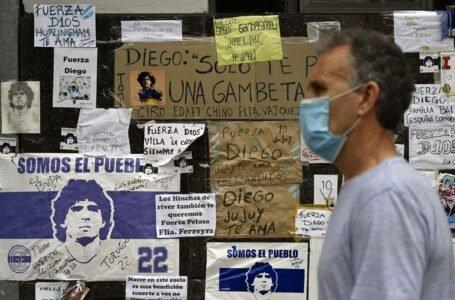 Argentina decreta tres días de duelo por la muerte de Diego Armando Maradona