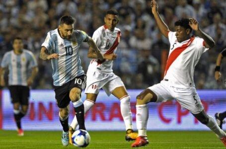 La blanquirroja sale hoy para quedarse con los tres puntos ante la Argentina de Lionel Messi