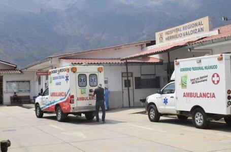 Susalud constató que médico del hospital regional no estaba en su puesto de trabajo