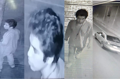 Buscan identificar a delincuentes que robaron bienes de centro de estética