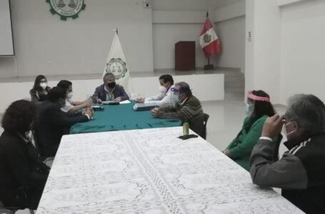 Alcalde de Amarilis respalda compra de terreno para hospital de EsSalud