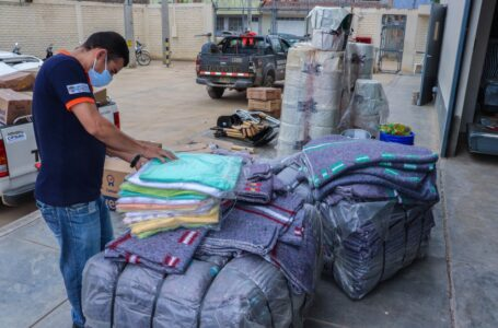 112 familias afectadas por inundación reciben ayuda en Yanajanca