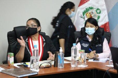 Consejo Regional solicita informes a funcionarios sobre acciones frente a la pandemia