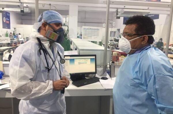 Director de EsSalud Huánuco sostiene que aún no se puede hablar de colapsa de hospital