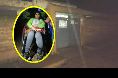 Denuncian que posta médica negó atención a joven que sufrió una fractura