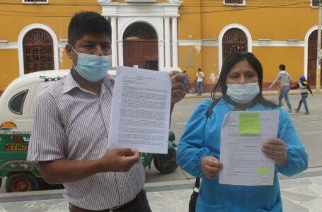 Denuncian irregularidades en mejoramiento de carretera en San Miguel de Cauri