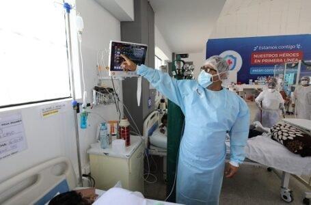 Paciente con variante MU de la Covid-19 en Huánuco se encuentra en cuidados intensivos
