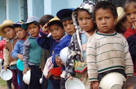 Huánuco entre las cinco regiones con más incidencia; 4 de cada 10 niños sufren de anemia