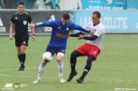 Alianza Universidad busca partidos de práctica con Sport Boys, Cristal y San Martín