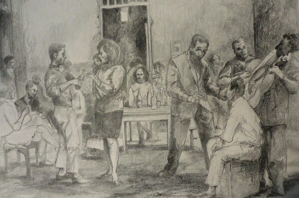 HUÁNUCO DEL AYER: serenata a mi Huánuco querido en Puelles