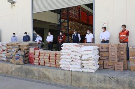 Gobierno Regional de Huánuco entrega ayuda para 11 mil familias afectadas por heladas
