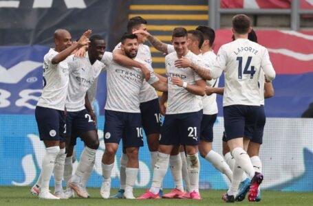 Manchester City se corona en la Premier y sueña con su primera Champions