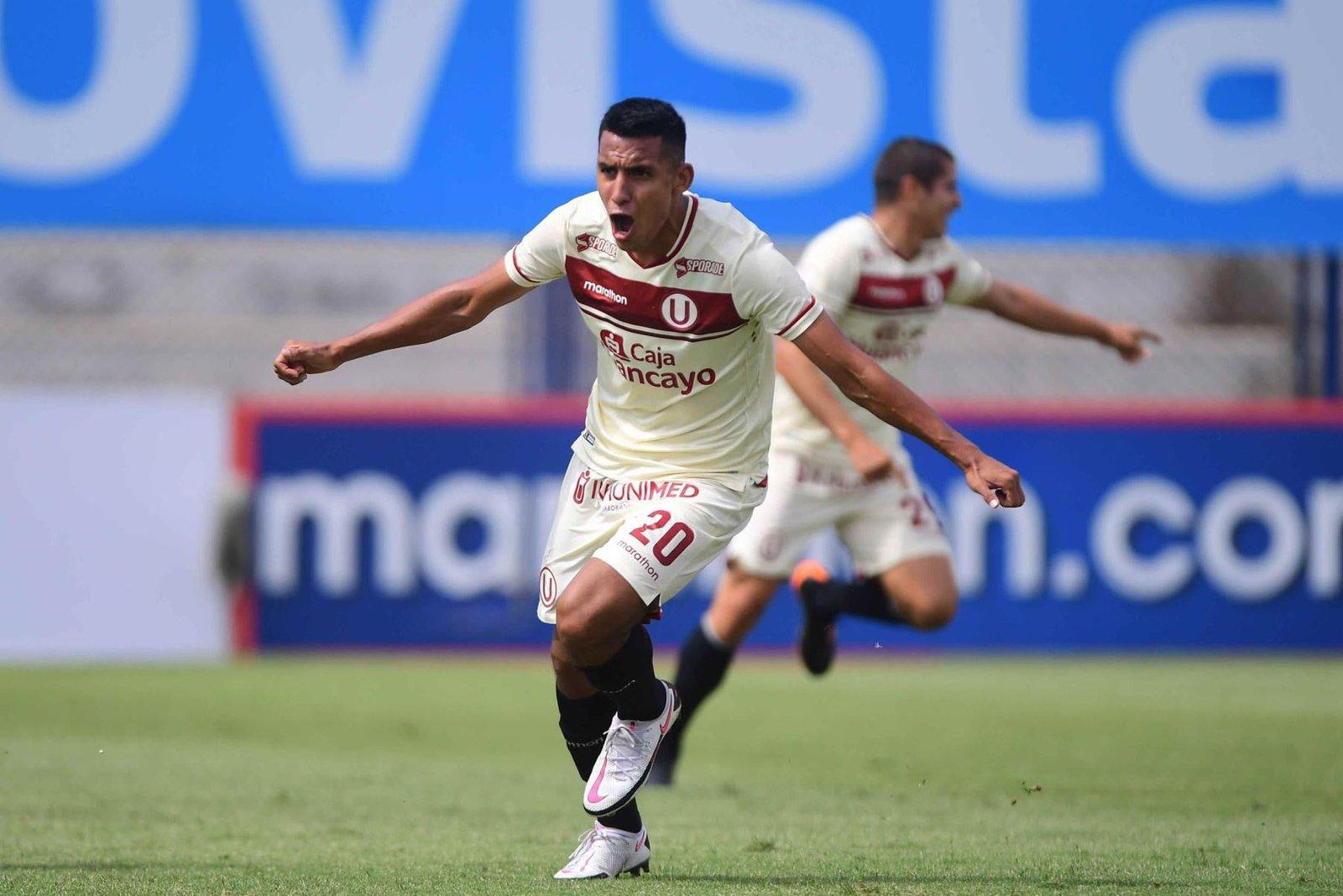 Universitario: Alex Valera elegido el jugador de la semana de la  Libertadores – Tu Diario Huánuco