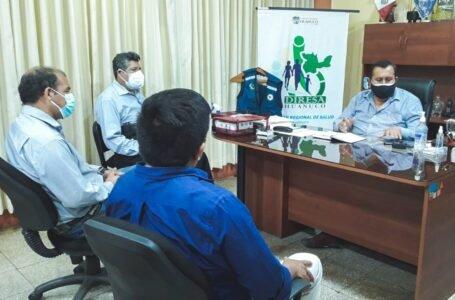 Alcalde de Leoncio Prado pide apertura de nuevo hospital de Tingo María