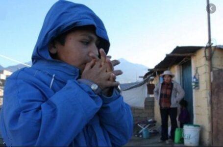 Impulsan campaña para recolectar abrigos en Ambo