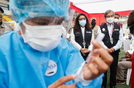INS confirma presencia de variante C-37 del coronavirus en Perú