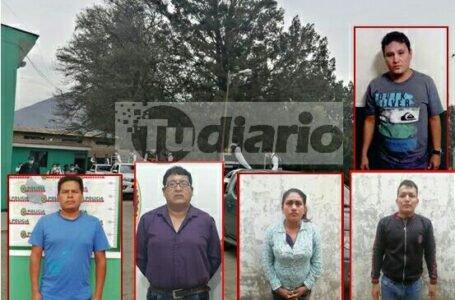 """Condenan a 20 y 24 años de cárcel a integrantes de la banda criminal """"Los Marcas de Pucallpa"""""""