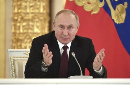 Vladimir Putin felicita a Pedro Castillo y confía en reforzar diálogo bilateral