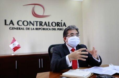 Contraloría hará pública información del proceso de transferencia de gestión