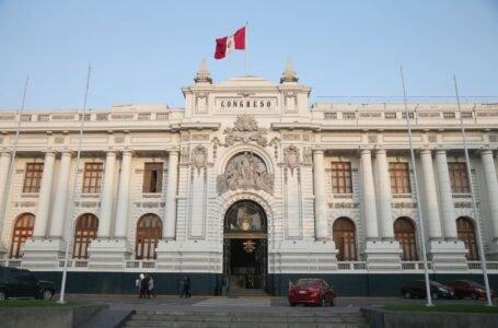 Promulgan norma que adecúa Código Procesal a eliminación de inmunidad parlamentaria