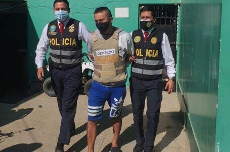 "Fiscal libera a presunto integrante de la banda criminal ""Los Gatilleros de Pucallpa"""