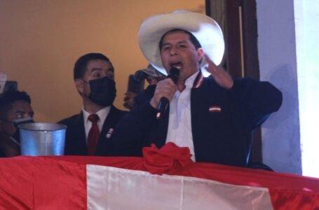 Conozca qué autoridades del exterior estarán en la asunción de mando de Pedro Castillo