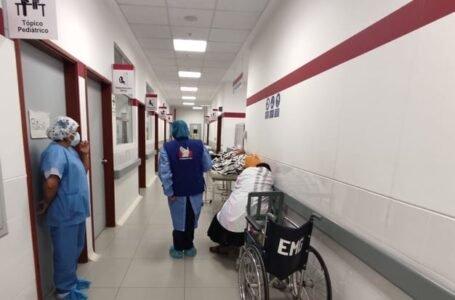 Defensoría del Pueblo advierte deficiencias en el nuevo hospital regional
