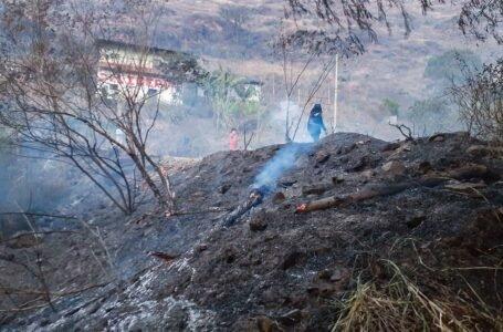 Incendios forestales destruyeron 319 hectáreas de cobertura vegetal entre julio y agosto en Huánuco