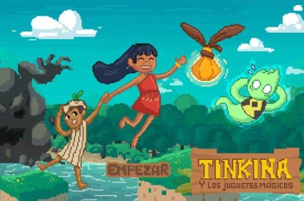 Diseñan videojuego inspirado en las culturas originarias amazónicas