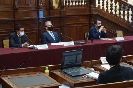 Plantean a Comisión de Fiscalización del Congreso formar grupo para investigar gestión de Juan Alvarado