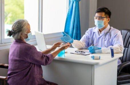 ¿Sabes cómo tratar las infecciones respiratorias en el adulto mayor?