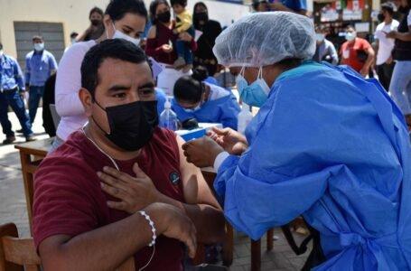 Avanzarán vacunación a mayores de 18 años en zonas rurales de Huánuco