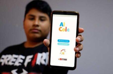 """Regreso a clases presenciales: aplicativo """"AlCole"""" supera las 5,000 descargas"""