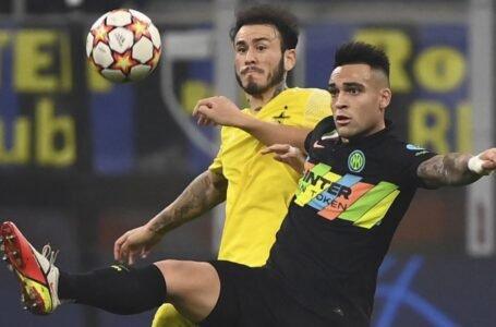 El Sheriff de Gustavo Dulanto cayó 3 a 1 ante el Inter de Milán