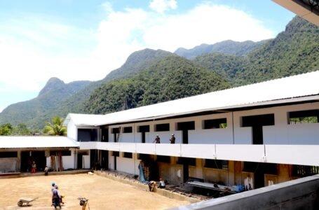 Construcción del local escolar de Afilador tiene 88% de avance