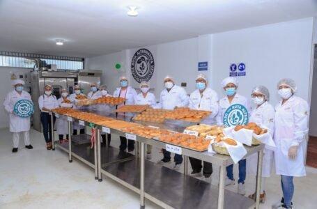 Inauguran planta panificadora para beneficiar a 25 familias de Castillo Grande