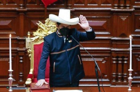 Congreso autoriza viaje del presidente Castillo a Bolivia