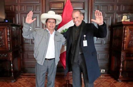 Ricardo Belmont, será asesor del despacho del presidente Pedro Castillo