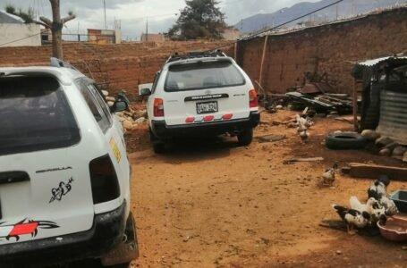 Policía y fiscalía investigan a dueña de cochera por receptación agravada