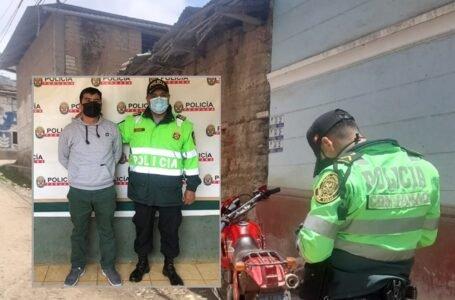 Capturan a sindicado de robar 10 mil soles a un comerciante de papa en Panao